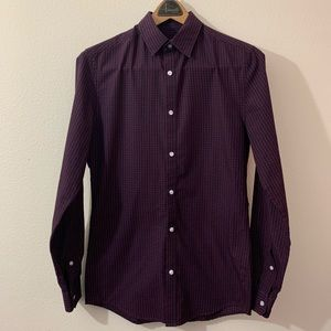 H&M Men's Slim Fit Shirt